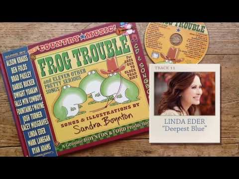 Linda Eder - Deepest Blue [listening video]