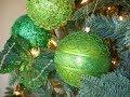 Christmas Decoration Green