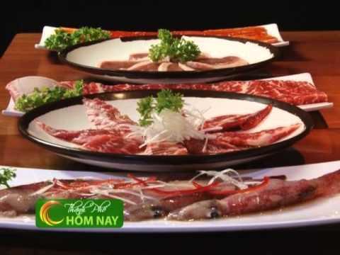 Sườn nướng Hàn Quốc - Món Ngon [HTV9 -- 28.03.2013]