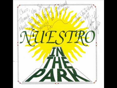 Nuestro Band Sitting in the Park.wmv