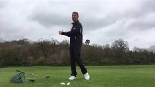 simple golf swing beginners