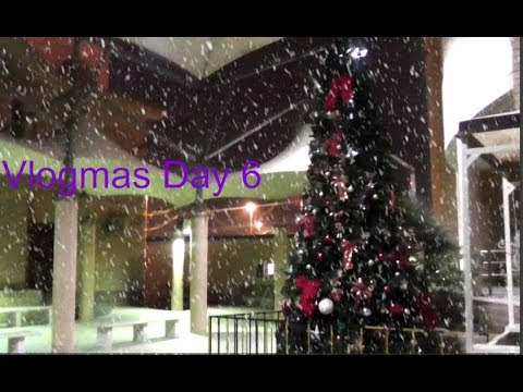 Christmas Fellowship in kuwait City (Vlogmas Day 6)
