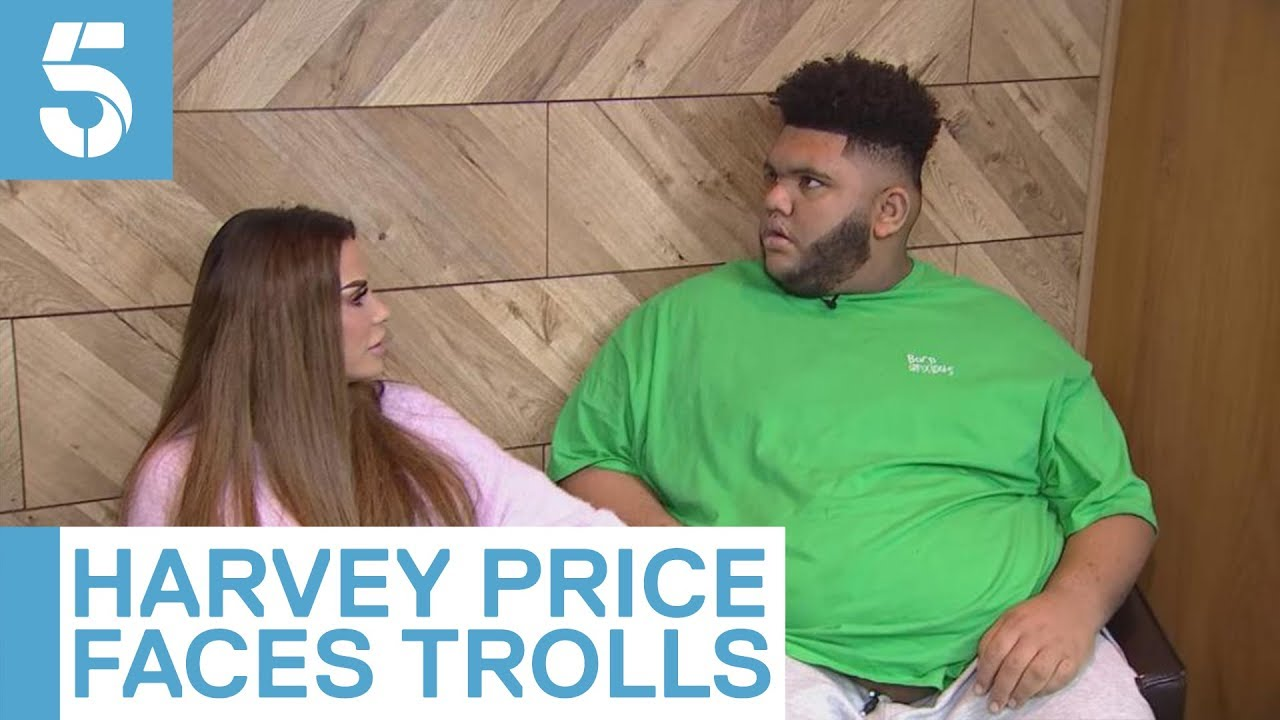 Katie Price: Harvey shouldn't be 'hidden away' because of his disability | 5 News