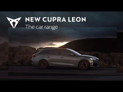 The New CUPRA Leon