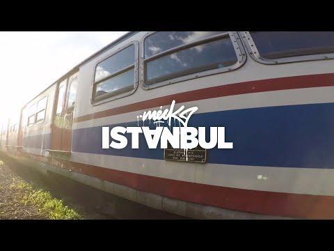 MECK - S-Train Inside Graffiti Istanbul