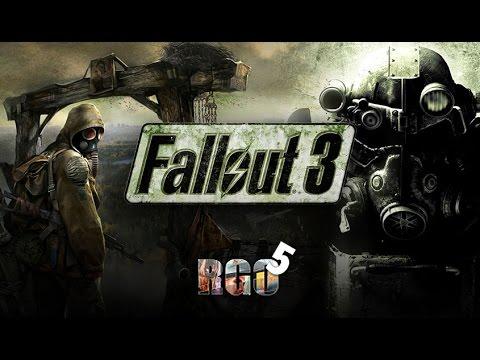 'RAPGAMEOBZOR 5' — Fallout 3