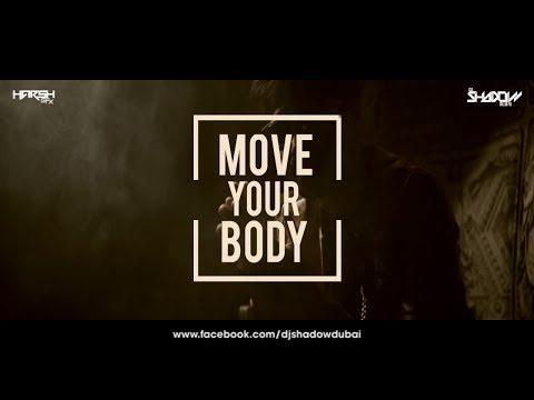 Move Your Body | Festival Mashup | DJ Shadow Dubai | Badshah | Sean Paul