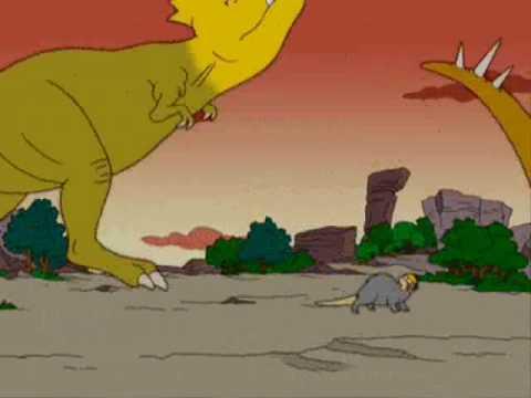 The Simpsons - Evolution Intro