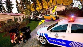 POLİS BORA'NIN ARABASINA EL KOYDU! - GTA 5 BORA'NIN HAYATI