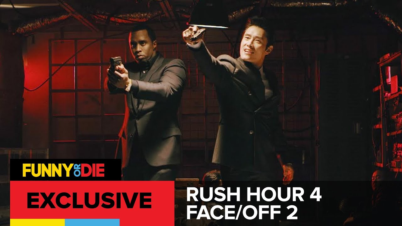 Rush Hour 4 Face Off 2 With Sean Combs And Byung Hun Lee Youtube