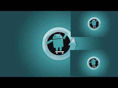 CyanogenMod Sparta Remix V2