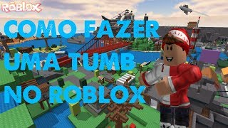 New Video: HOW to MAKE a TOMB in ROBLOX!