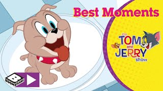 Tom And Jerry | Best Moments From Tyke | Boomerang