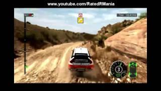 WRC FIA World Rally Championship 2010 Gameplay