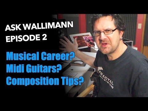 My Job, Music Theory, Album - Ask Wallimann #2