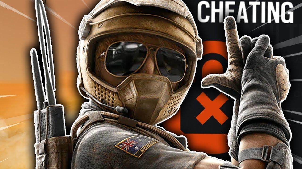 Smoke Подробный Обзор - Rainbow Six Siege - YouTube