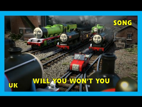 Will You Won't You - UK - HD