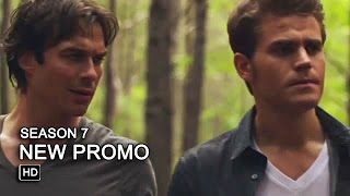 The Vampire Diaries Season 7 New Promo [HD]