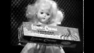 Lustre Creme Shampoo / Doll Offer - circa 1960 - CharlieDeanArchives / Archival Footage