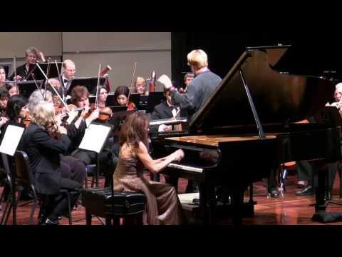 Palo Alto Philharmonic Kujawsky Chabrier Shostakovich Schnittke Beethoven