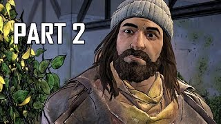 The Walking Dead A New Frontier Season 3 Walkthrough Part 2 - JESUS! (Episode 2 Let