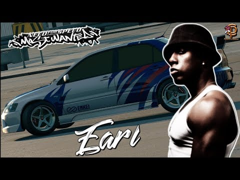 NFS Payback: NFSMW Blacklist #9 (Earl) Eugene James