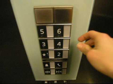 1st New Schindler 3300 MRL Elevator at AC Hotel Marriott - Liberty Center