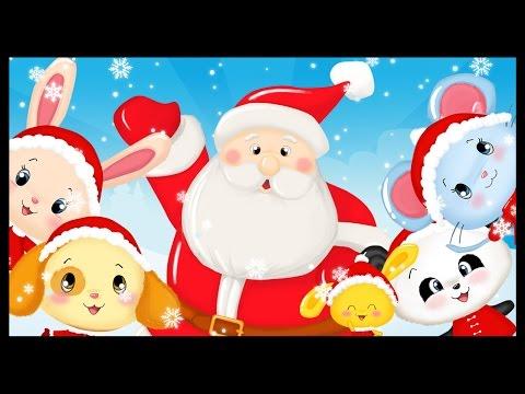 Comptine de Noël - Merci Père Noël - Les titounis