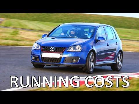 MK5 Volkswagen Golf GTI Running Costs