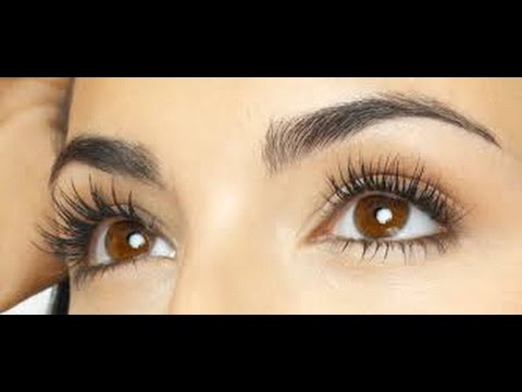 Home Remedy   How To Get Big And Flirty Eye Lashes