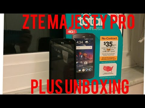 ZTE Majesty Pro Video clips - PhoneArena