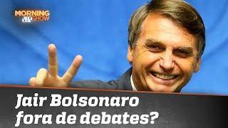 Bolsonaro fora de debates? Joel vê discurso vazio como motivo da decisão