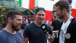 Patrick Reimer und Leo Pföderl zu Gast im Fan-Camp