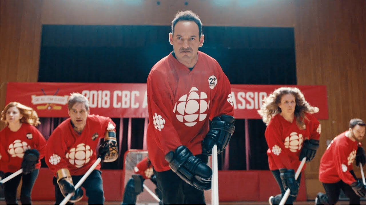 """Hockey Classic"" with CBC All-Stars: The Big Game"