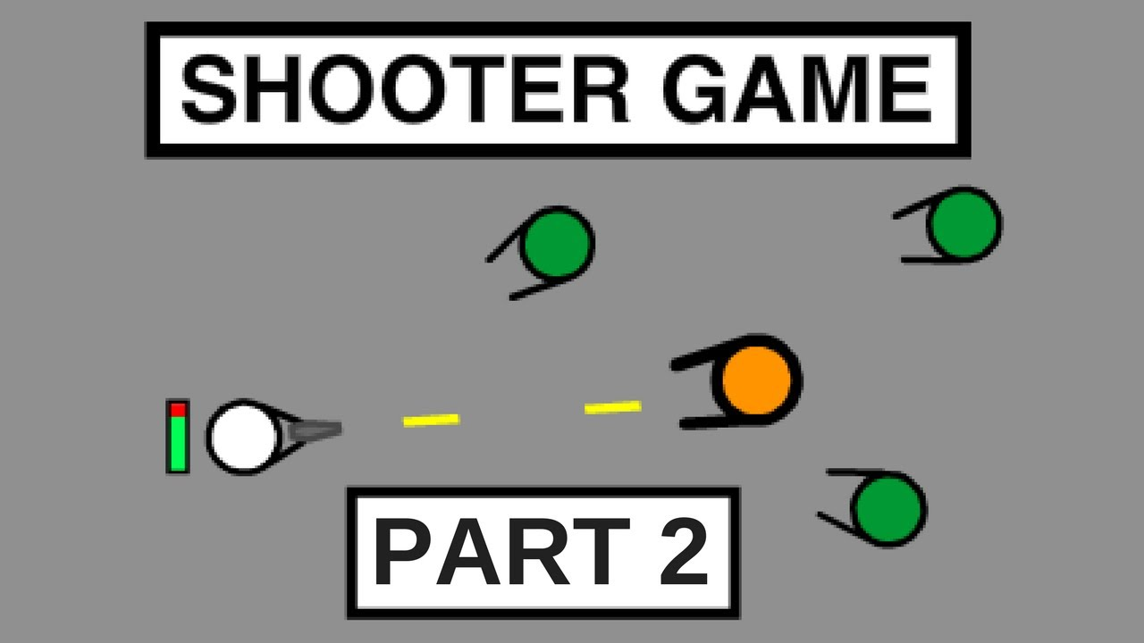 Scratch Tutorial: How to Make a Shooter Game (Part 2)