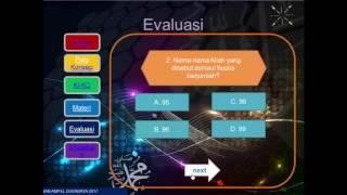 PPT Interaktif Asmaul Husna