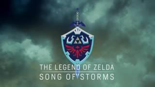 Baixar The Legend Of Zelda Ocarina Of Time  - Song Of Storms (Symphonic Arrangement)