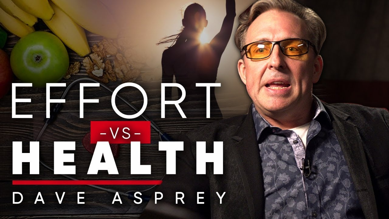 DAVE ASPREY - IS SOCIETY PUTTING IN ENOUGH EFFORT TO BECOME HEALTHY? | London Real