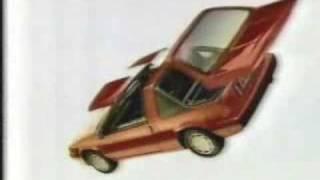 1988 Nissan EXA Ad
