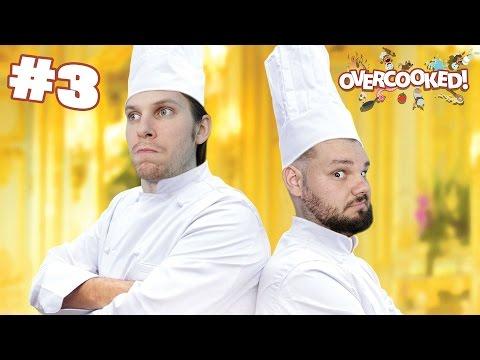 Ma mi lesz a vacsora? | Overcooked #3