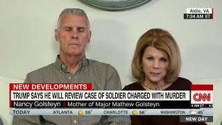 Parents of accused Green Beret  We