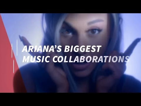 Ariana Grande's Biggest Music Collaborations