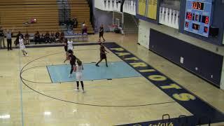 Heritage High School: Girls  JV Basketball 1-12-18