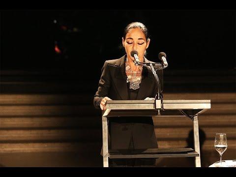 Shirin Neshat - Voice of an Artist // GLOBART Academy 2014