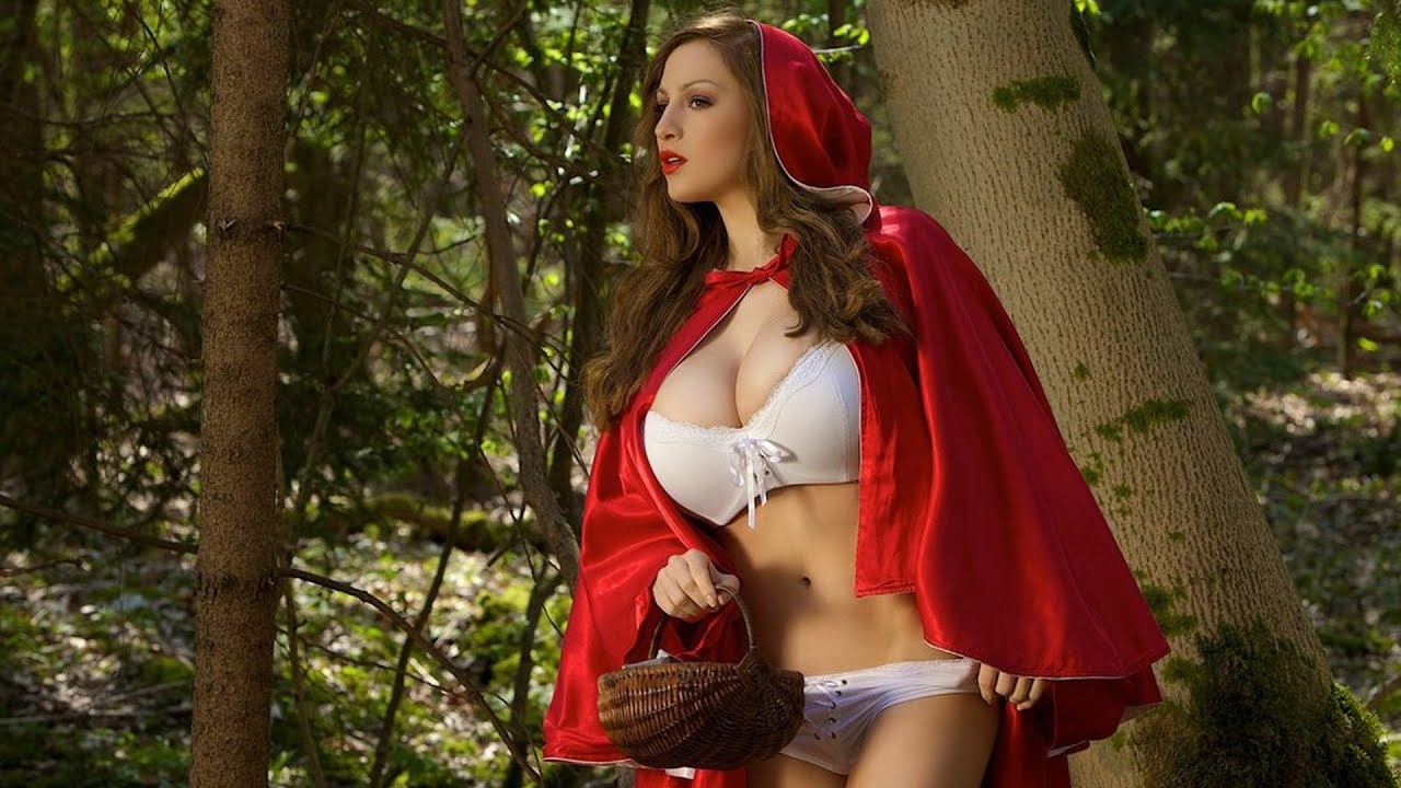 little red riding hood xxx