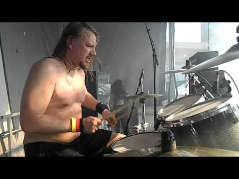 MORGOTH- Isolated (Live MDF 2012)