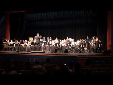 BWHS 2010 Symphonic Band; The King of Pop: A Tribute to Michael Jackson