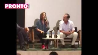 Luisana Lopilato habló de la recuperación de Noah