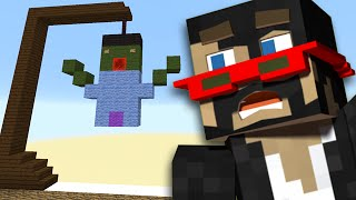 Minecraft: HANGMAN - Mini Game w/ Aureylian
