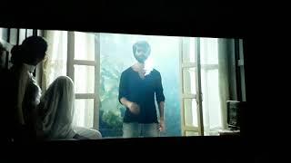 Shahid Kapoor entry scene in Kabir Singh theatre goes mad KabirSingh ShahidKapoor KiaraAdvani